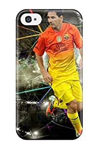 6418875K34366663 Fashion Tpu Case For Iphone 6 plus 5.5- Artistic Lionel Messi Fc Barcelona S Defender Case Cover