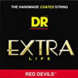 DR Strings Red Devils – Extra-Life Red Coated Electric 10-46, Best Gadgets
