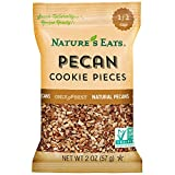 Nature's Eats Pecan Cookie Pieces, 2 Ounce (Pack of 12)