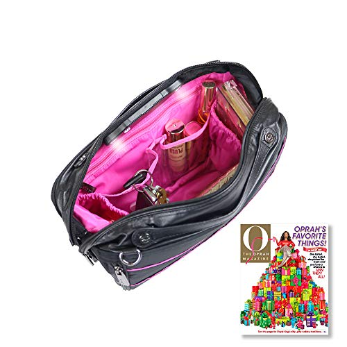 LittBag by PurseN LED Lighted Organizer Insert for Handbags Purses ()