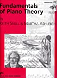 Fundamentals of Piano Theory, Preparatory Level, Keith Snell, Martha Ashleigh, 0849762537