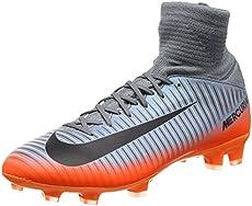89f9ab24251 Nike Junior Mercurial Superfly V CR7 Football Boots 852483 Soccer Cleats  (UK 4 US 4.5Y EU 36.5