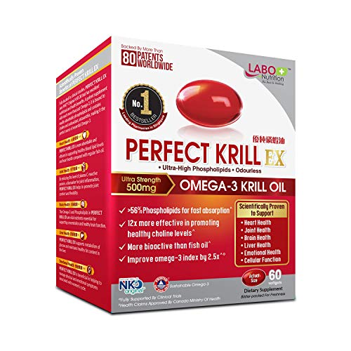 LABO Nutrition Perfect Krill