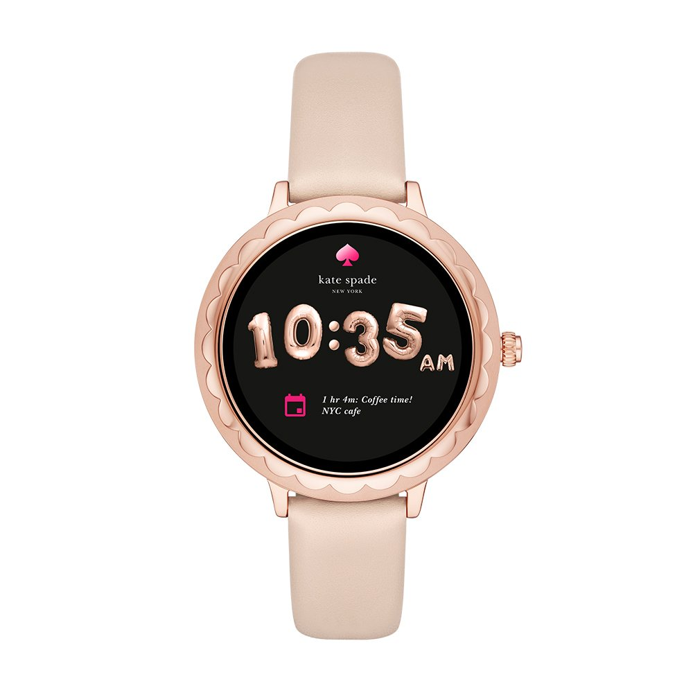 Kate Spade Ladies Scallop Touchscreen Smartwatch Review