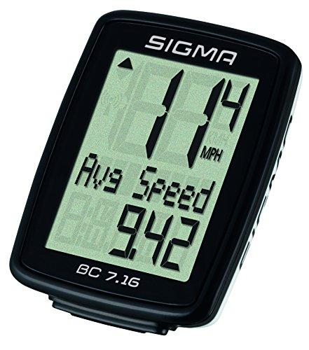 Sigma Sport BC 7.16 Wired Bike Computer