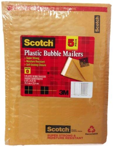Plastic Bubble Mailer - 7