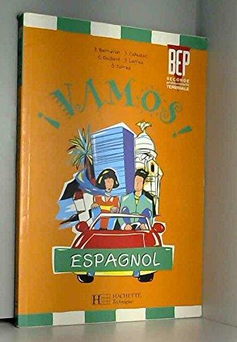 Littrowsthehi Vamos Espagnol Bep 2de Professionnelle