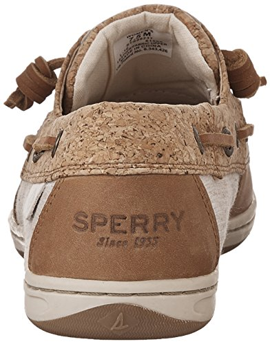 Sperry Top-sider Kvinnor Songfish Kork Tan Oxford