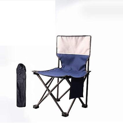 XIALIUX Silla De Camping Sillón Plegable con Silla ...
