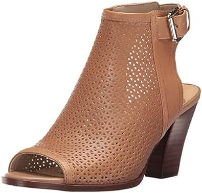Sam Edelman Women's Henri Ankle Bootie, Golden Caramel, 6 M US