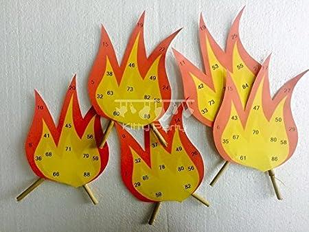 Bonfire Tambola Tickets