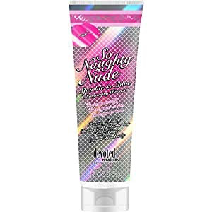 So Naughty Nude Sparkle & Shine Shimmering Bronzer 7 Ounce