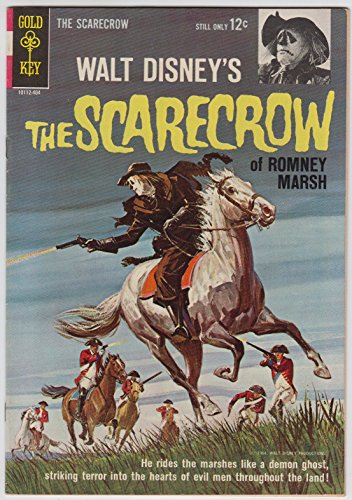 The Scarecrow of Romney Marsh # 1 (Gold Key 10112-404) (Dr Syn The Scarecrow Of Romney Marsh)