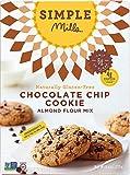 Simple Mills Gluten Free Almond Flour Mix Chocolate Chip Cookie -- 8.4 oz - 2 pc