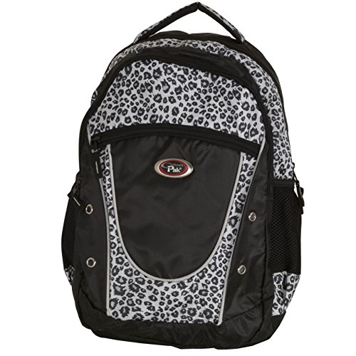 Cal Pak 'Citadel' 17-inch Backpack With Laptop Compartment, Leopard, One - Citadel The California