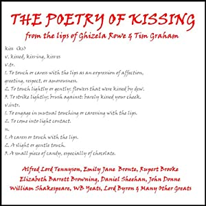 The Poetry of Kissing Hörbuch