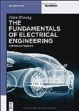The Fundamentals of Electrical Engineering, Hüning, Felix, 3110349914
