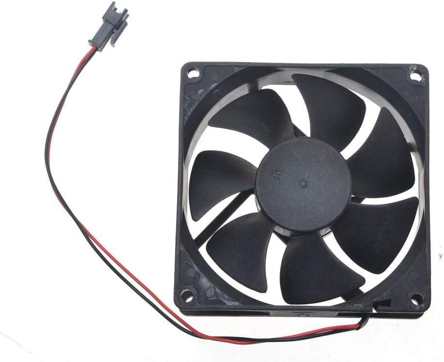 Allpartz KDE2409PTB1-6A 24V 3.6W 909025 2Pins Square Cooling Fan