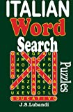 Italian Word Search Puzzles, J. Lubandi, 149497620X