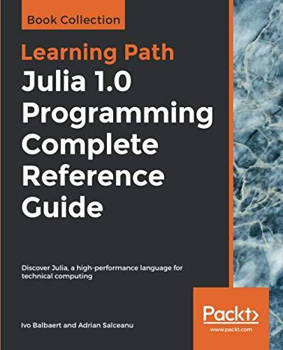 Learn Julia: Best Julia courses, tutorials & books 2019 – ReactDOM