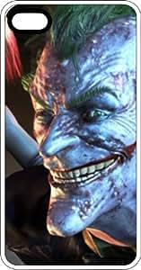Joker Grinning White Plastic Case for Apple iPhone 6