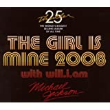 The Girl Is Mine 2008 with will.i.am (3 Track Premium)