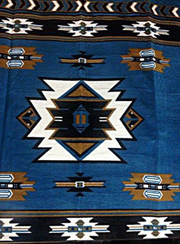 El-Toro-Plush-Blanket-Queen-Size-estillo-San-Marcos