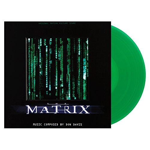 The Matrix Soundtrack Green Vinyl