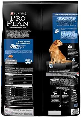Pro Plan Comida para Perro Active Mind, Razas Medianas y Grandes 3