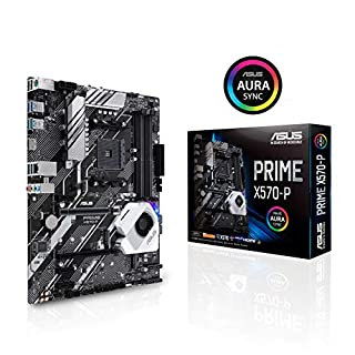 Asus Prime X570-P Ryzen 3 AM4 with PCIe Gen4, Dual M.2 HDMI, SATA 6GB/s USB 3.2 Gen 2 ATX Motherboard (B07SW925DR) | Amazon price tracker / tracking, Amazon price history charts, Amazon price watches, Amazon price drop alerts