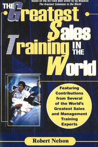 The Greatest Sales Training In The World ebook