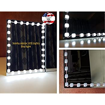 Amazon Com Hollywood Style Vanity Mirror Lights Makeup