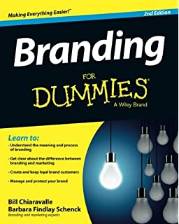 Advertising for dummies gary dahl 9780470045831 amazon books branding for dummies fandeluxe Image collections