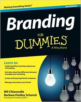 Branding For Dummies, 2E: Amazon.es: Bill Chiaravalle: Libros en idiomas extranjeros