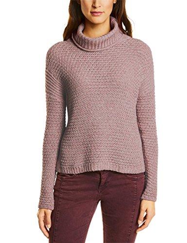 Street One Damen Pullover Rosa (Charming Rose 31117)