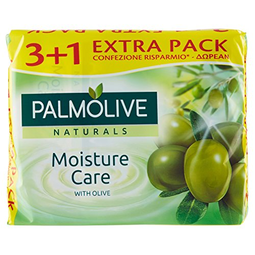 Palmolive Naturals–Soap, Enriched with Olive Extract–360g -