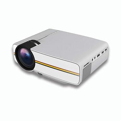 Proyector 1080PU Disco computadora proyector de ...