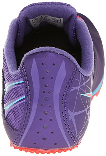 Saucony Womens Spitfire Track Shoe Purple/Pink AX9atW