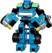 Playskool Heroes Transformers Rescue Bots Hoist The Tow-Bot Action Preschool Action Figure, Ages 3-6 (Amazon Exclusive)
