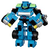 Playskool Heroes Transformers Rescue Bots Hoist The Tow-Bot Action Preschool Action Figure, Ages 3-7 (Amazon Exclusive)