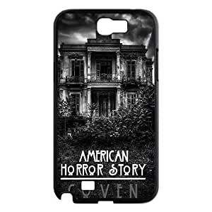 American Horror Story Coven New Printed Case for Samsung Galaxy Note 2 N7100, Unique Design American Horror Story Coven Case