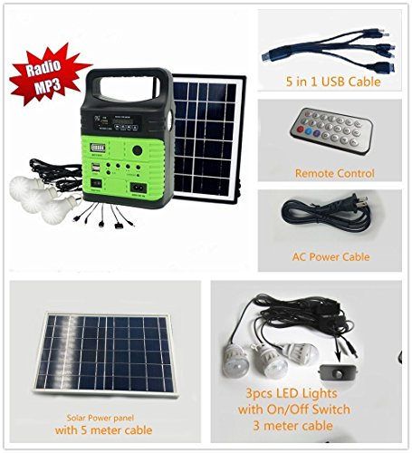 Solar Power Charging System - 2