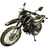 250cc Dirt Bike Hawk 250 Enduro Street Bike