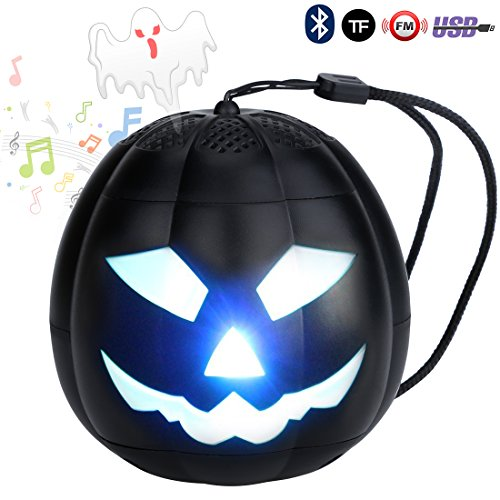 Portable Bluetooth Speakers,Mini Wireless Outdoor Indoor Creativity Speakers Cute Birthday Gifts for Child Mother Father and Friend Clear Sound Compatible with iPhone/iPad/iPod/Samsung/HTC/Tablets
