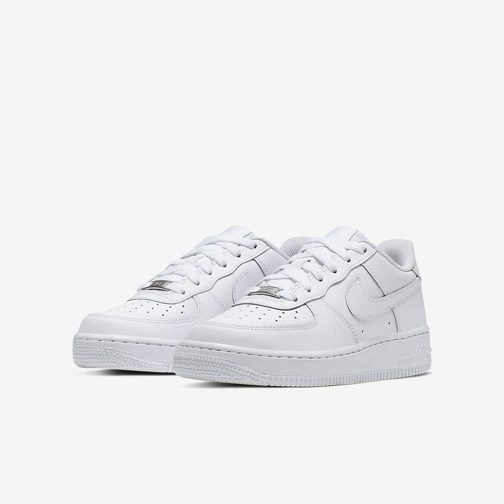 Nike Unisex-Adult Air Force 1 Gs White