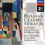Prokofiev/Rachmaninov/Shostakovich: Russian Cello Sonatas