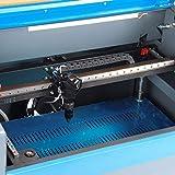50W CO2 Laser Engraver Cutter Machine 12 x 20