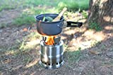 TOBETE-Stainless-Steel-Burning-Camping-Stove-Compact-Wood-Lightweight-Burning-Backpacking-Stove-Tool