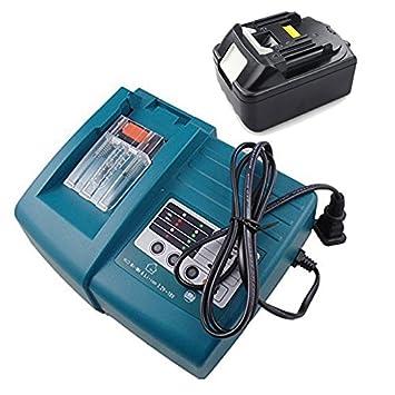 Batería de repuesto para Makita 18 V iones de litio 3,0 Ah ...