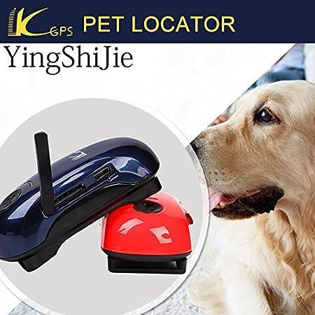 Rastreador GPS impermeable para perros, collar de mascota en cualquier lugar, monitor antirrobo, localizador de seguimiento de vehículos, ...